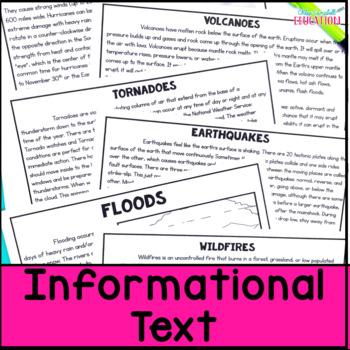Natural Disaster Unit