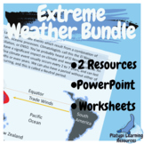 Natural Disaster Weather Geography Bundle Australian Curriculum