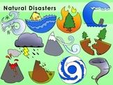 Natural Disasters Clip Art