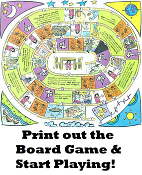 Natural Disasters- BOARD GAME for the ENTIRE CLASS!