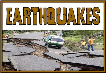 Natural Disasters (BUNDLE PACK)