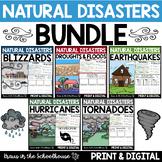 Natural Disasters Bundle