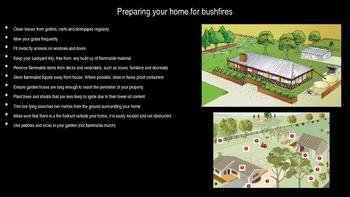 Natural Disasters - Bushfire Preparedness