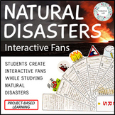 Natural Disasters Project - Interactive Fans