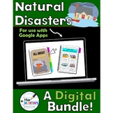Natural Disasters Digital Bundle - 5 Resources