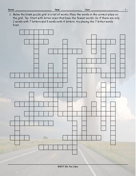 Natural Disasters-Emergency Preparedness Framework Puzzle