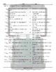 Natural Disasters-Emergency Preparedness Sentence Match Up Worksheet