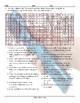 Natural Disasters-Emergency Preparedness Word Search Worksheet