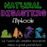 Natural Disasters Flip Book