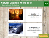 Natural Disasters Photo Book