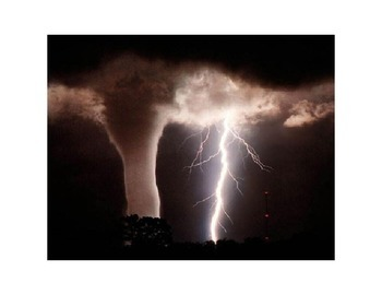 Natural Disasters Picture Sort