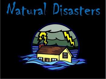 Natural Disasters Presentation