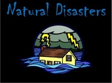 Natural Disasters Presentation