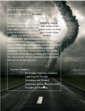 Natural Disasters Project
