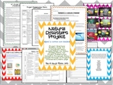 Natural Disasters Project Editable Nonfiction Writing Task {Common Core aligned}