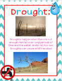 Natural Disasters & Rapid Changes to Earth-Poster Set/Cheat Sheets