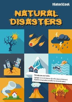 Natural Disasters Resource Bundle