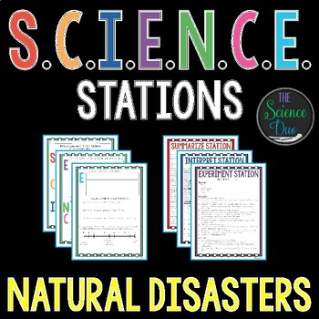 Natural Disasters - S.C.I.E.N.C.E. Stations