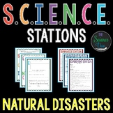 Natural Disasters - S.C.I.E.N.C.E. Stations - Distance Learning Compatible