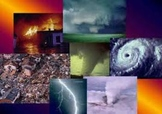 Natural Disasters SMART Board Thematic Unit