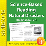 Natural Disasters: Science-Based Reading