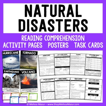 Natural Disasters Lesson Plans Australia