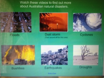 Natural Disasters- WHOLE TERM DONE FOR YOU Science unit with HSIE connections