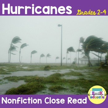 Natural Disasters: Severe Weather! Hurricanes!