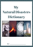 Natural Disasters Writing Bundle