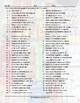Natural Disasters and Emergencies Sentence Match Spanish Worksheet