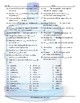 Natural Disasters and Emergencies Spanish Word Search Worksheet