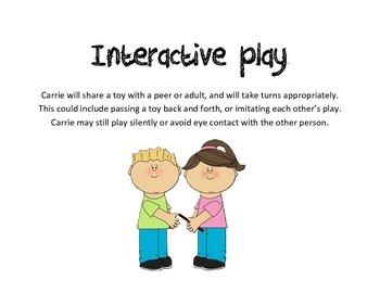 Natural Environment Teaching / Play Skills