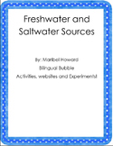 Natural Freshwater and Saltwater Sources