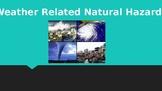 Natural Hazards Powerpoint Presentation