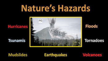 Natural Hazards (Totally ANIMATED)