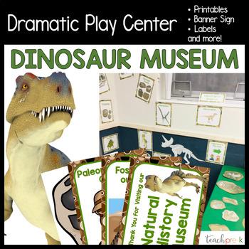 Natural History Museum/Dinosaur Dramatic Play
