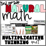 Multiplication Unit: Multiplicative Thinking Lessons-Conceptual Understanding