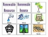 Natural Resource Card Sort