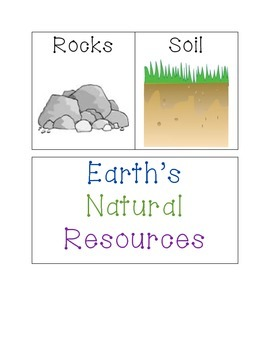 Natural Resource Cards
