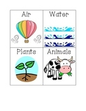 Natural Resource Cards