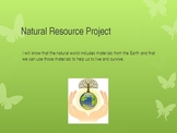 Natural Resource Project