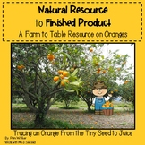Natural Resource to Finished Product | Farm to Table Orang