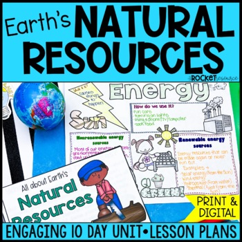Natural Resources: Renewable/ Nonrenewable and Living/ Non
