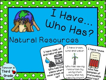 Natural Resources Game