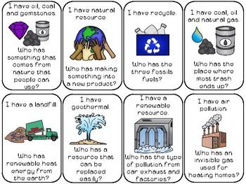 Natural Resources Game