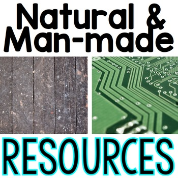 Natural Resources and Manmade Resources