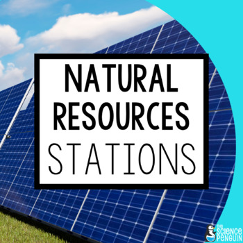 Natural Resources Stations: A Big Science Stations Unit