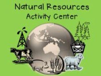 Natural Resources Activities Center