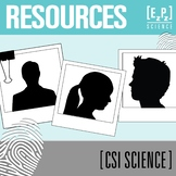 Natural Resources CSI Science Mystery- Distance Learning