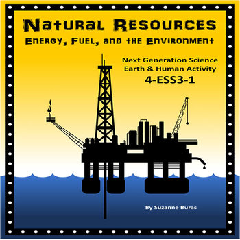 Natural Resources, Energy, and Fuels: NGS 4-ESS3-1 Earth and Human Activity
